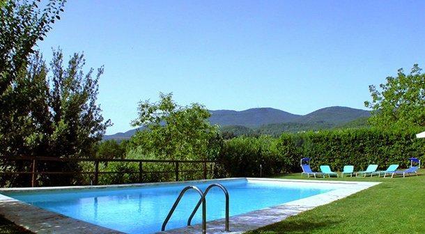 5 bedroom Villa in Cetona, Siena Area, Tuscany, Italy : ref 2230547 - Image 1 - Cetona - rentals