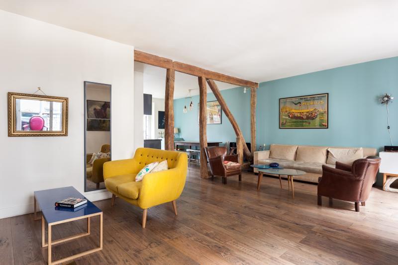 Rue Chevert II - Image 1 - Paris - rentals