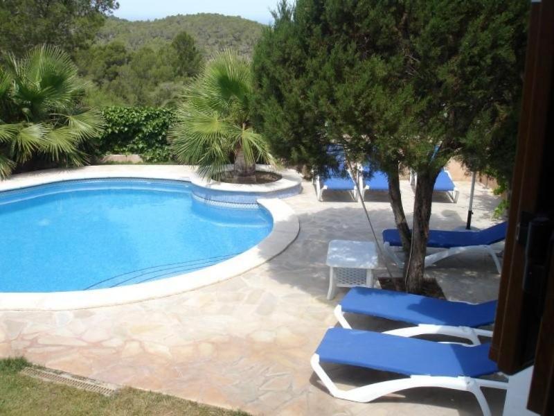 5 bedroom Villa in Cala Vadella, San Jose, Ibiza, Ibiza : ref 2230658 - Image 1 - Cala Vadella - rentals