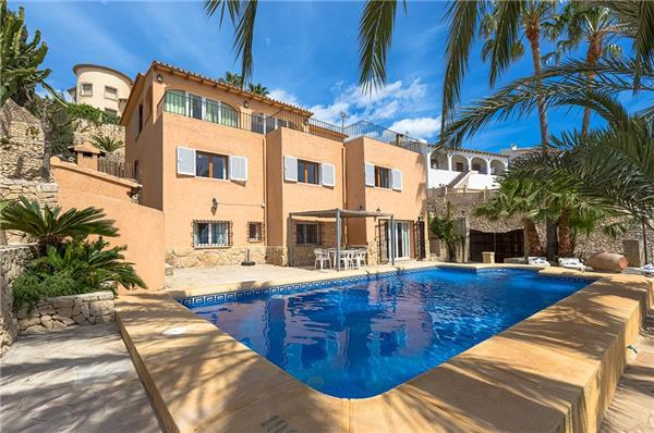 6 bedroom Villa in Benissa, Costa Blanca, Benissa, Spain : ref 2234055 - Image 1 - Benissa - rentals