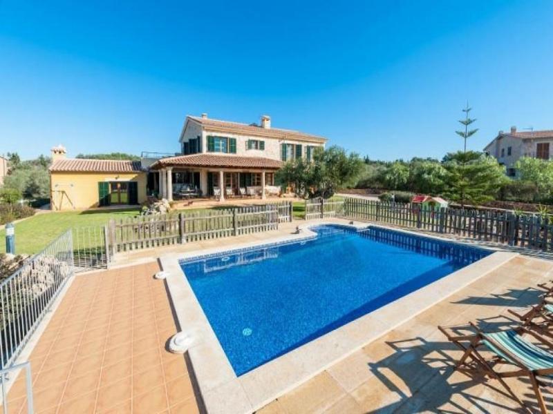 6 bedroom Villa in Palma, Mallorca, Mallorca : ref 2234932 - Image 1 - Sant Jordi - rentals