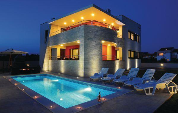 6 bedroom Villa in Zadar-Zaton, Zadar, Croatia : ref 2238249 - Image 1 - Zaton (Zadar) - rentals