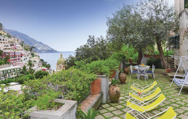 4 bedroom Villa in Positano, Amalfi Coast, Italy : ref 2239397 - Image 1 - Positano - rentals