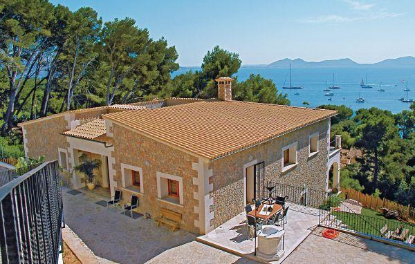 5 bedroom Villa in Formentor, Mallorca, Mallorca : ref 2239572 - Image 1 - Formentor - rentals