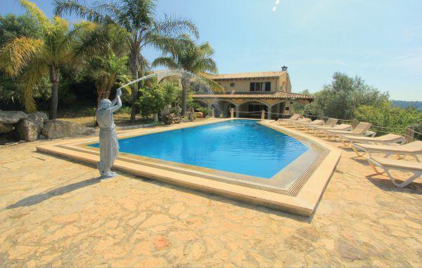 6 bedroom Villa in Selva, Majorca, Mallorca : ref 2239617 - Image 1 - Selva - rentals