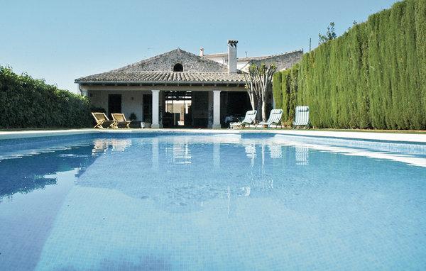 8 bedroom Villa in Llubi, Majorca, Mallorca : ref 2239660 - Image 1 - Llubi - rentals