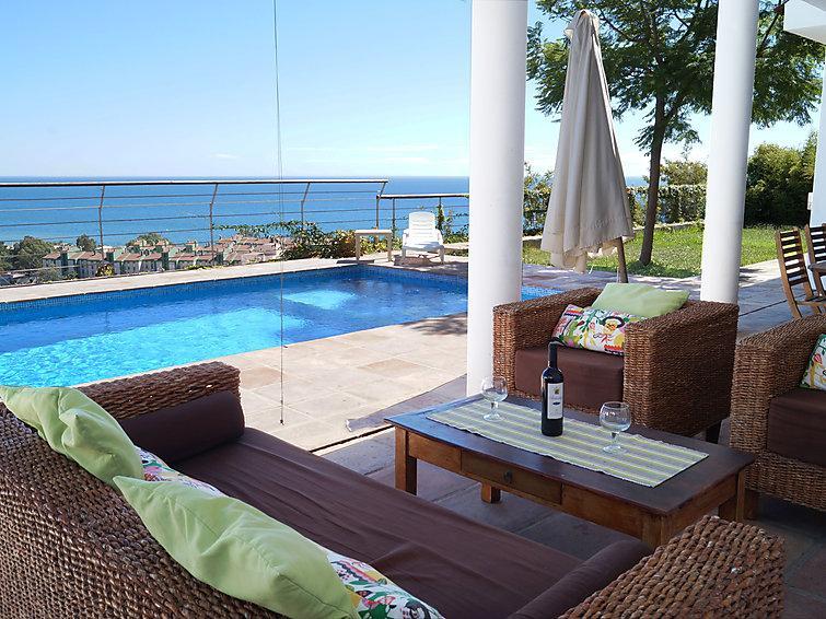 4 bedroom Villa in Malaga, Costa del Sol, Spain : ref 2241982 - Image 1 - Olias - rentals