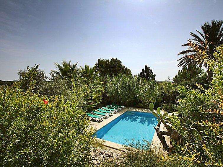 5 bedroom Villa in Sant Llorenc, Mallorca, Mallorca : ref 2242244 - Image 1 - Son Cervera - rentals