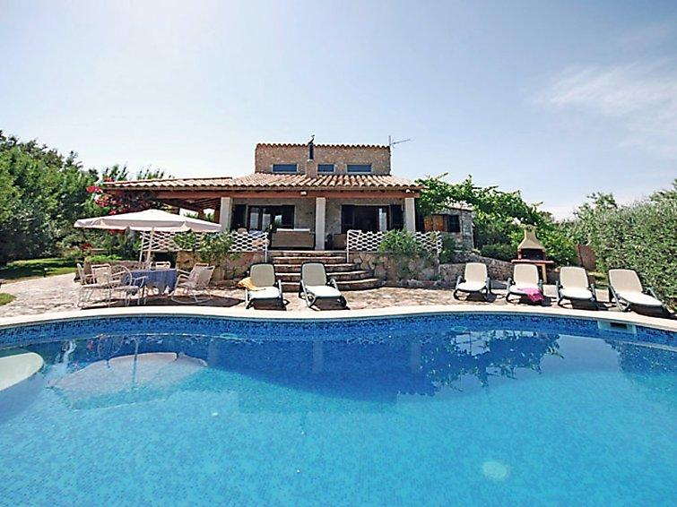 6 bedroom Villa in Mancor de la Vall, Mallorca, Mallorca : ref 2242260 - Image 1 - Inca - rentals