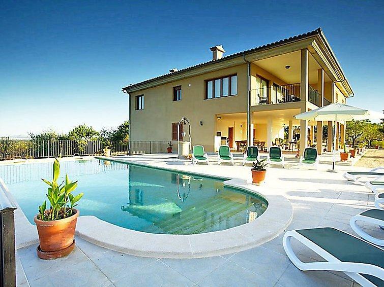 5 bedroom Villa in Selva, Mallorca, Mallorca : ref 2242285 - Image 1 - Campanet - rentals