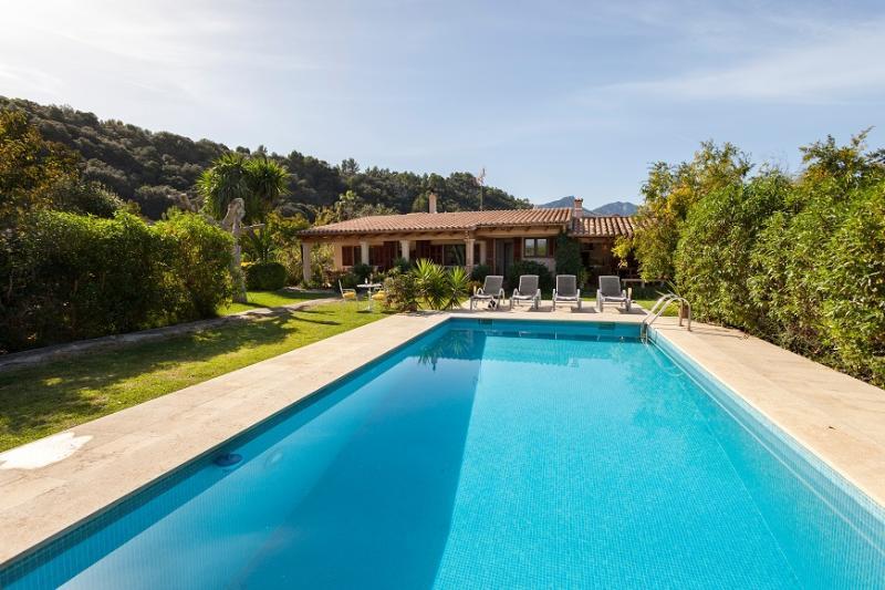 2 bedroom Villa in Pollença, Mallorca, Mallorca : ref 2244317 - Image 1 - Pollenca - rentals