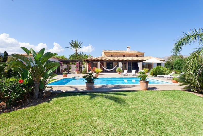 4 bedroom Villa in Pollença, Mallorca, Mallorca : ref 2244315 - Image 1 - Pollenca - rentals