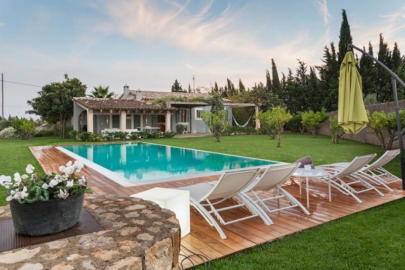 2 bedroom Villa in Campanet, Mallorca, Mallorca : ref 2244324 - Image 1 - Campanet - rentals