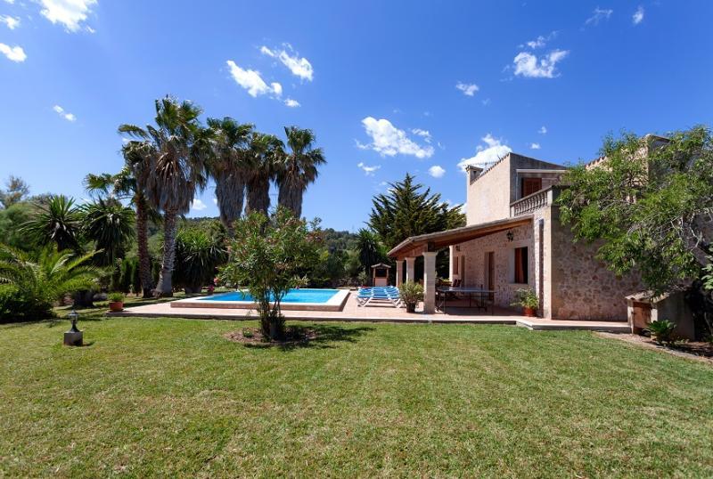 3 bedroom Villa in Pollença, Mallorca, Mallorca : ref 2244327 - Image 1 - Pollenca - rentals