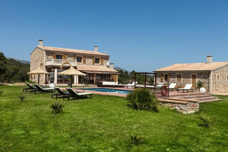 5 bedroom Villa in Sa Pobla, Mallorca, Mallorca : ref 2244337 - Image 1 - Campanet - rentals
