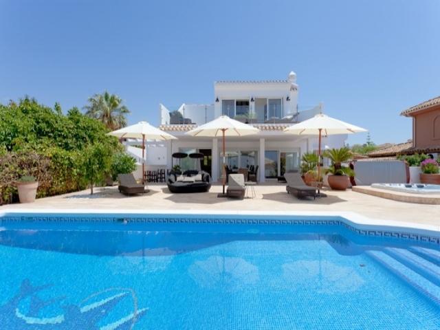 4 bedroom Villa in El Rosario, Marbella, Spain : ref 2245768 - Image 1 - Elviria - rentals