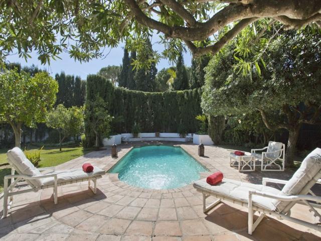 7 bedroom Villa in Golden Mile, Marbella, Spain : ref 2245779 - Image 1 - Marbella - rentals