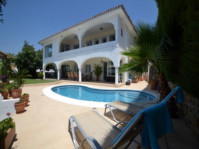 6 bedroom Villa in La Campana, Nueva Andalucia, Spain : ref 2245819 - Image 1 - Nueva Andalucia - rentals