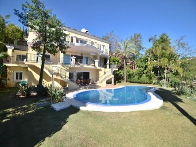 7 bedroom Villa in La Quinta, Benahavis, Spain : ref 2245821 - Image 1 - San Pedro de Alcantara - rentals