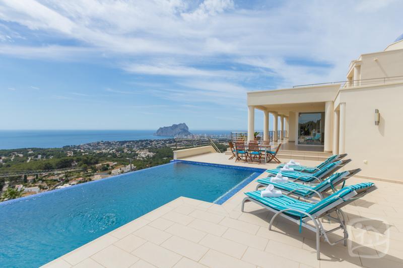 3 bedroom Villa in Benissa, Costa Blanca, Spain : ref 2246575 - Image 1 - La Llobella - rentals