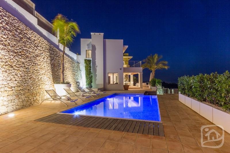 3 bedroom Villa in Benissa, Costa Blanca, Spain : ref 2246597 - Image 1 - La Llobella - rentals