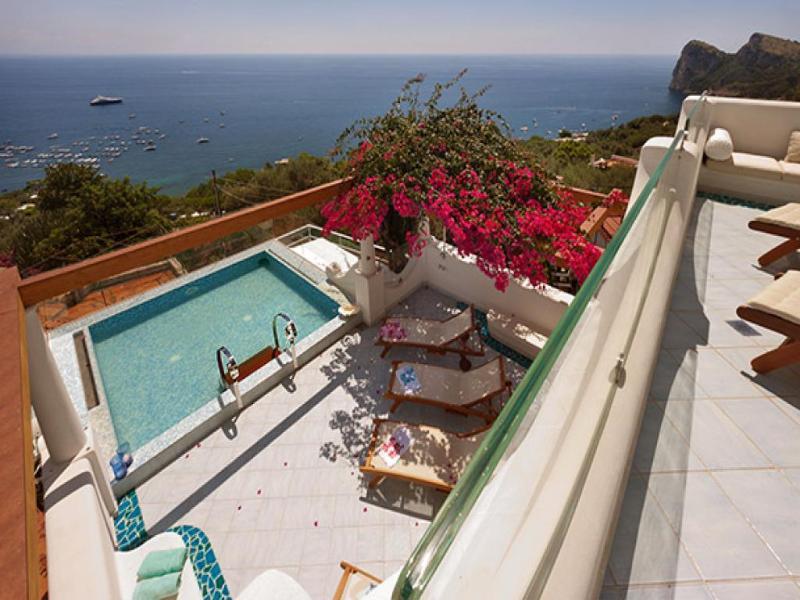 5 bedroom Villa in Marina Del Cantone, Sorrento Coast, Italy : ref 2247328 - Image 1 - Marciano - rentals