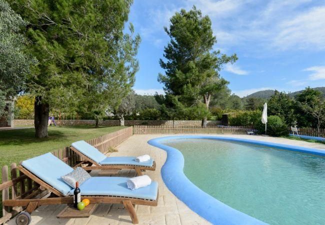 4 bedroom Villa in Jesus, Baleares, Ibiza : ref 2247471 - Image 1 - Nuestra Senora de Jesus - rentals