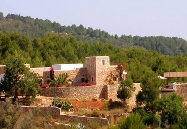 5 bedroom Villa in Sant Joan De Labritja, Baleares, Ibiza : ref 2247473 - Image 1 - San Miguel - rentals