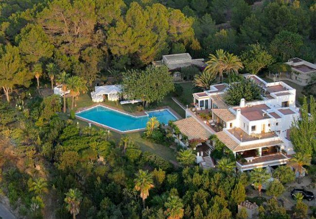 6 bedroom Villa in Sant Agusti Des Vedra, San Jose, Baleares, Ibiza : ref 2247477 - Image 1 - San Agusti des Vedra - rentals