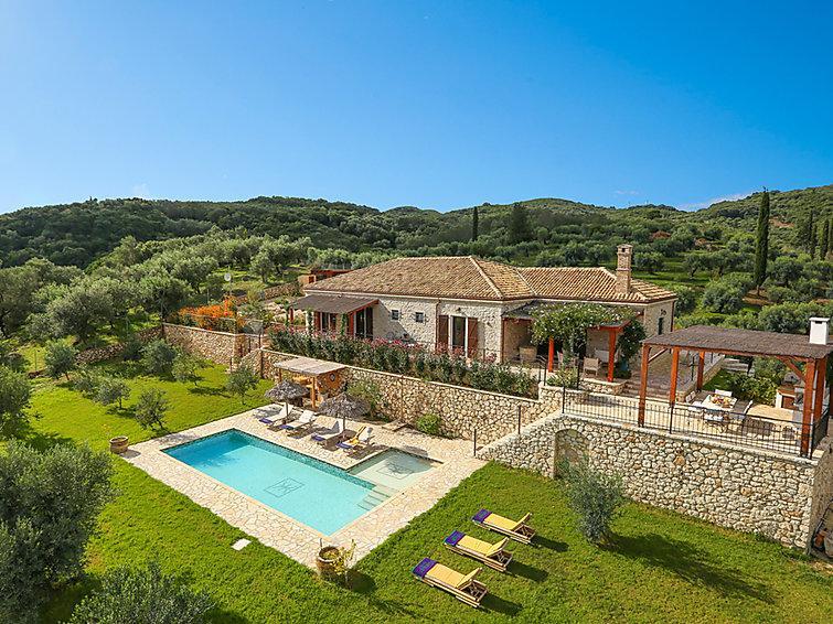 4 bedroom Villa in Ropa valley, Corfu, Greece : ref 2250691 - Image 1 - Giannades - rentals