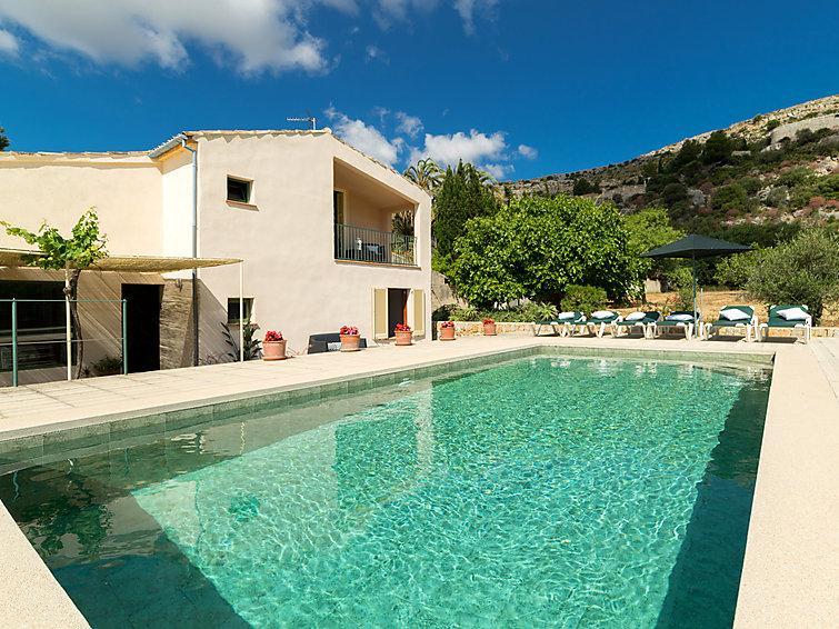 3 bedroom Villa in Port Pollença, Mallorca, Mallorca : ref 2253065 - Image 1 - Puerto Pollensa - rentals
