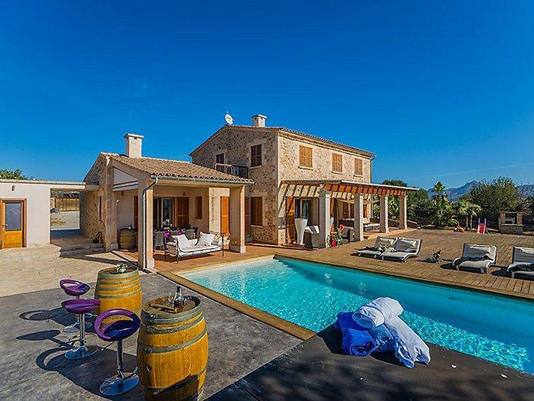 4 bedroom Villa in Alcúdia, Mallorca, Mallorca : ref 2253057 - Image 1 - Alcudia - rentals