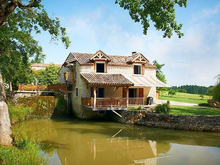 4 bedroom Villa in Villeneuve sur Lot, Dordogne-Lot&Garonne, France : ref 2253307 - Image 1 - Monflanquin - rentals