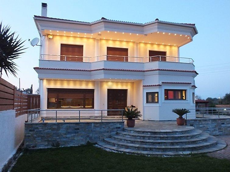 5 bedroom Villa in Acharavi, Corfu, Greece : ref 2253476 - Image 1 - Acharavi - rentals