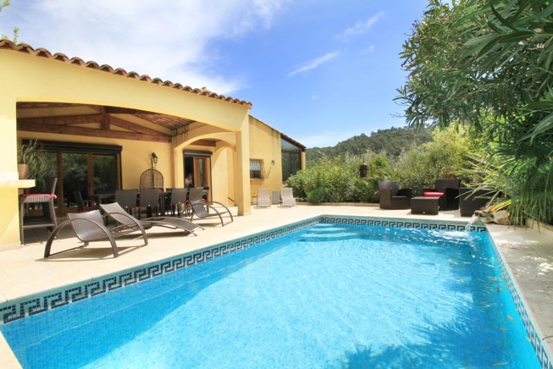 4 bedroom Villa in Vins-Sur-Caramy, Provence, France : ref 2255496 - Image 1 - Carces - rentals