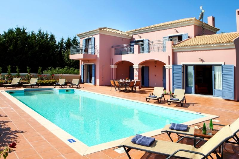 4 bedroom Villa in Megalipetra, Kefalonia, Greece : ref 2259516 - Image 1 - Svoronata - rentals