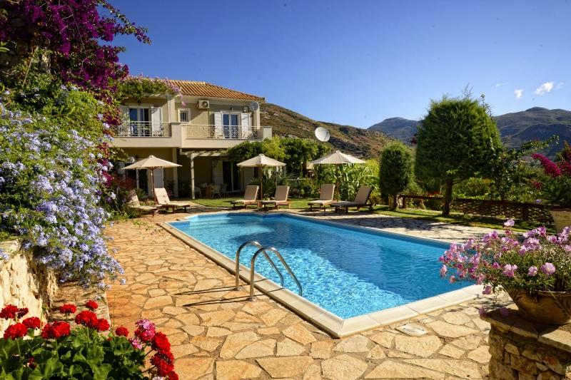 3 bedroom Villa in Katelios, Kefalonia, Greece : ref 2259531 - Image 1 - Katelios - rentals