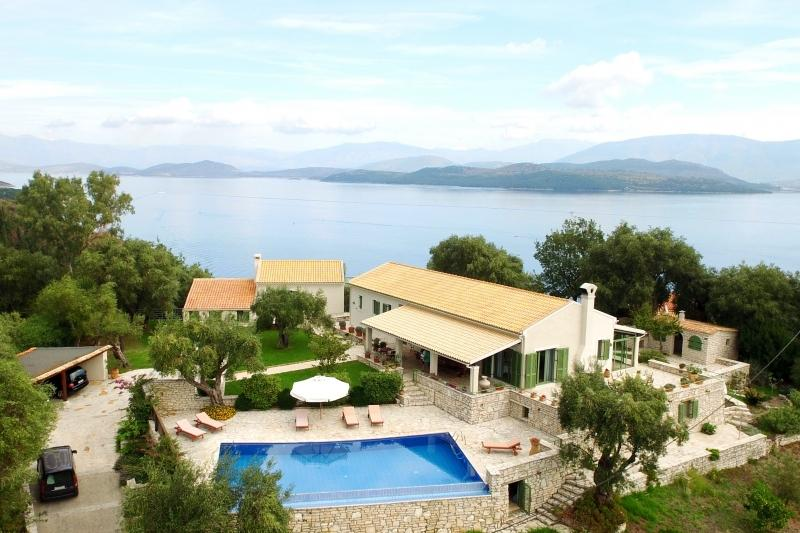 5 bedroom Villa in Kalami, Corfu, Greece : ref 2259547 - Image 1 - Kalami - rentals