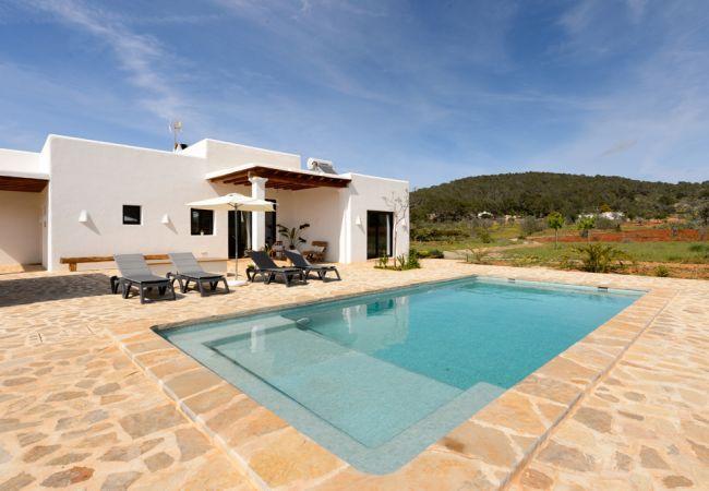 3 bedroom Villa in Sant Joan de Labritja, Sant Miquel de Balanzat, Ibiza : ref 2259638 - Image 1 - San Lorenzo - rentals