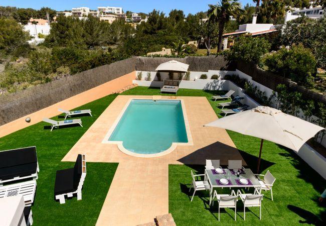 4 bedroom Villa in Ibiza Ciudad, Balearic Islands, Ibiza : ref 2259641 - Image 1 - Talamanca - rentals