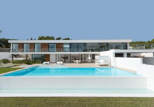 4 bedroom Villa in San Jose, Es Cubells, Ibiza : ref 2259645 - Image 1 - Es Cubells - rentals