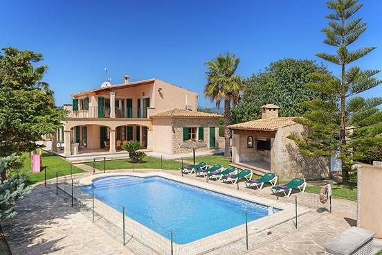 5 bedroom Villa in San Jose, Cala Conta, Ibiza : ref 2259729 - Image 1 - Cala Tarida - rentals