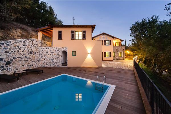 7 bedroom Villa in Borgomaro, Liguria, Italy : ref 2263006 - Image 1 - Borgomaro - rentals
