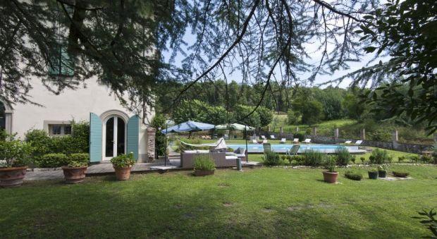 8 bedroom Villa in San Macario, Tuscany, Italy : ref 2265918 - Image 1 - Ferno - rentals