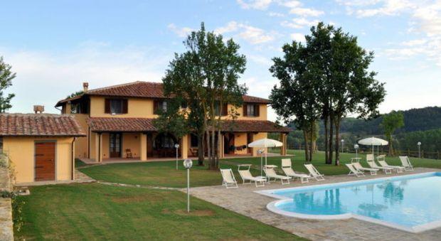 9 bedroom Villa in Terricciola, Tuscany, Italy : ref 2265951 - Image 1 - Terricciola - rentals