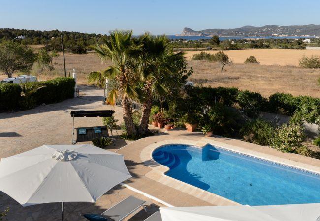 3 bedroom Villa in San Jose, Cala Bassa, Ibiza : ref 2265953 - Image 1 - Port d'es Torrent - rentals