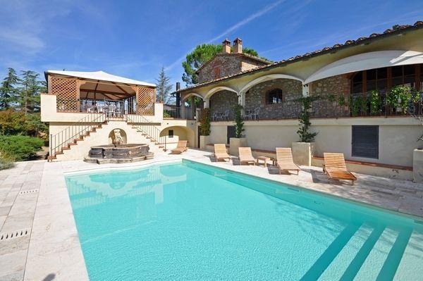 7 bedroom Apartment in Montebenichi, Tuscany, Italy : ref 2266000 - Image 1 - Montebenichi - rentals