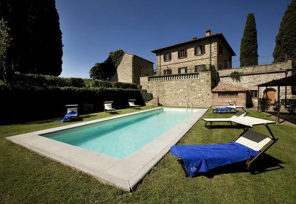 7 bedroom Apartment in Pontassieve, Tuscany, Italy : ref 2266089 - Image 1 - Montebonello - rentals