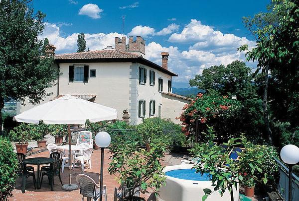 8 bedroom Apartment in Borgo San Lorenzo, Tuscany, Italy : ref 2266186 - Image 1 - Piazzano - rentals