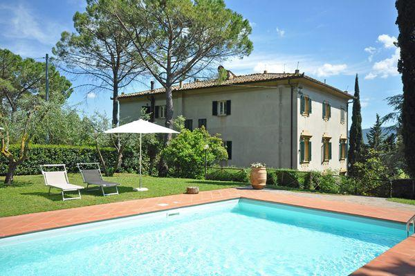 6 bedroom Apartment in Staggia, Tuscany, Italy : ref 2266255 - Image 1 - Staggia - rentals